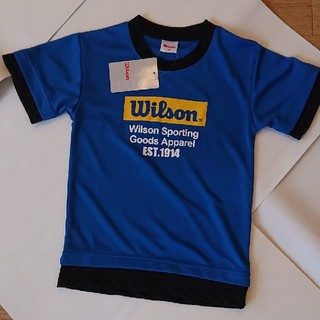 ウィルソン(wilson)の新品‼️ ウィルソン 半袖Tシャツ 130センチ(Tシャツ/カットソー)