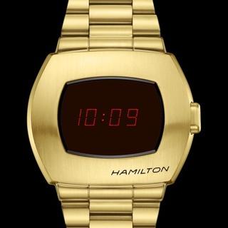 ハミルトン(Hamilton)の【新品・サイズ未調整】hamilton PSR 限定BOX付 ハ(腕時計(デジタル))