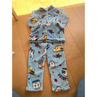 サンリオ(サンリオ)のサンリオ シンカンセン もこもこパジャマ 100(パジャマ)