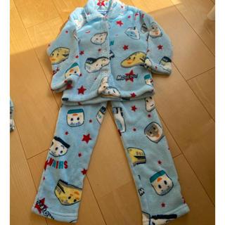 サンリオ(サンリオ)のサンリオ シンカンセン もこもこパジャマ 110(パジャマ)