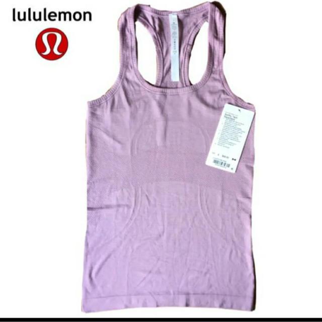lululemon(ルルレモン)のルルレモン   レディースのトップス(タンクトップ)の商品写真