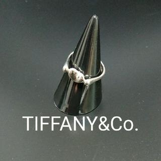 ティファニー(Tiffany & Co.)の中古 ティファニー ビーンリング(リング(指輪))