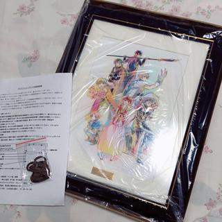 ハクセンシャ(白泉社)の暁のヨナ キャラアートグラフ A賞 A-2(キャラクターグッズ)