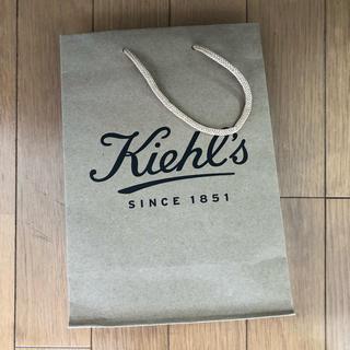 キールズ(Kiehl's)のキールズ KIEHL'S 新品未使用 紙袋 ショッパー ラッピングセット(ショップ袋)