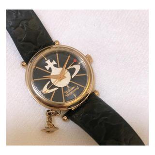 ヴィヴィアンウエストウッド(Vivienne Westwood)のVivienne Westwood レザーベルト 腕時計(腕時計)