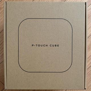 brother - ピータッチキューブ P-TOUCH CUBE PT-P710BT ラベルライター