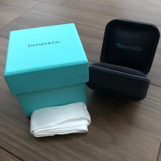 ティファニー(Tiffany & Co.)のティファニー  リングケース(その他)
