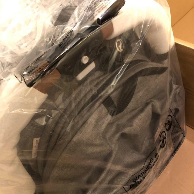 cybex(サイベックス)の【新品・日本未発売】Cybex イージーS プラス デニムコレクション キッズ/ベビー/マタニティの外出/移動用品(ベビーカー/バギー)の商品写真