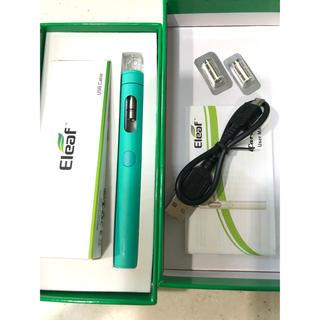 イーリーフ(Eleaf)の新品・未使用 Eleaf iCare140 スターターキット グリーン(タバコグッズ)