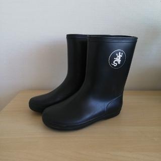 アニエスベー(agnes b.)のagnes b. アニエスb 長靴 キッズ 18センチ(長靴/レインシューズ)