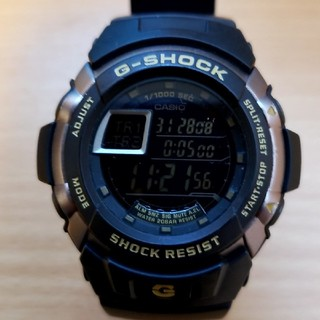 ジーショック(G-SHOCK)のG ShockG 7710(腕時計(デジタル))
