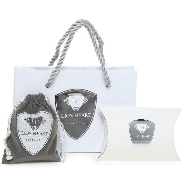 LION HEART(ライオンハート)の正規品 ライオンハート シルバー ネックレス 01NE0811SV メンズ メンズのアクセサリー(ネックレス)の商品写真
