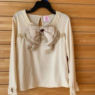 アクシーズファム(axes femme)のaxes femme 長袖シャツ 120(Tシャツ/カットソー)