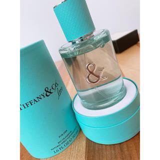 ティファニー(Tiffany & Co.)のティファニー&ラブ フォーハー オードパルファム TIFFANY&love  (ユニセックス)