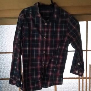 エイチアンドエム(H&M)のチェックシャツ h&m(ブラウス)