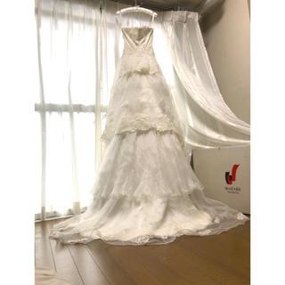 ワタベ ウェディングドレス オーガンジー (ウェディングドレス)