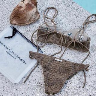 ルームサンマルロクコンテンポラリー(room306 CONTEMPORARY)のroom306contemporary↠ Back Design Bikini(水着)