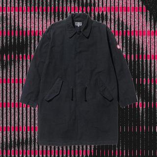 シュプリーム(Supreme)のc.e cavempt overdye long coat(ステンカラーコート)