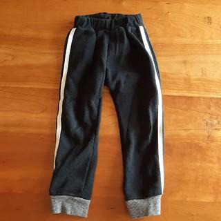男の子 冬ズボン 黒 110(パンツ/スパッツ)