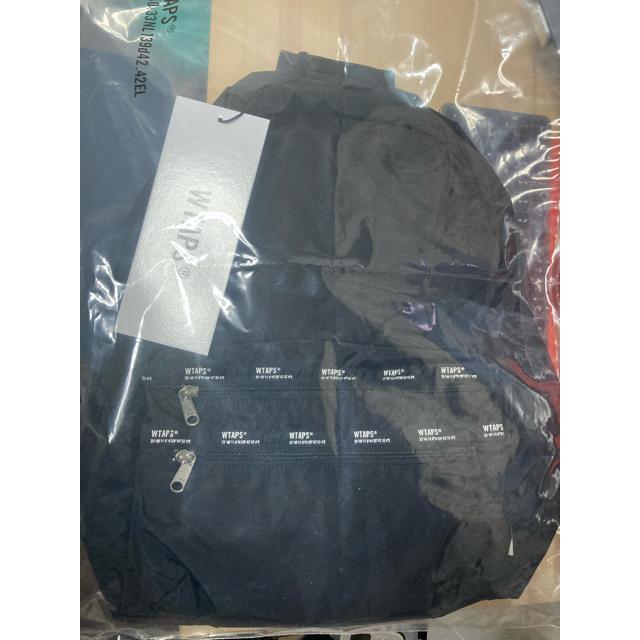 W)taps(ダブルタップス)のWTAPS バックパック 希少 ブラック メンズのバッグ(バッグパック/リュック)の商品写真