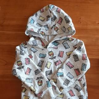バンダイ(BANDAI)の長袖 仮面ライダー ゼロワン パーカー 110(Tシャツ/カットソー)