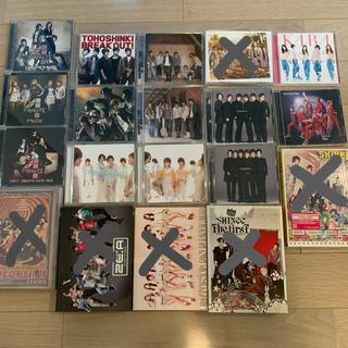 シャイニー(SHINee)のkpop CD DVD 韓国 少女時代 超新星 KARA SHINee 東方神起(K-POP/アジア)
