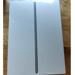 アイパッド(iPad)の【新品未開封品!】iPad 32GB 第7世代 Wi-Fi スペースグレイ(タブレット)