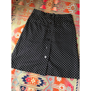 アニエスベー(agnes b.)のagnes b. polka-dots skirt☕️🥐(ミニスカート)