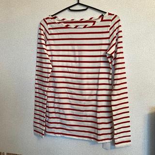 ピーチジョン(PEACH JOHN)のピーチジョン ストライプロンT(Tシャツ/カットソー(七分/長袖))