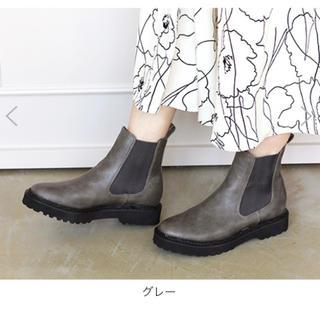 ジェリービーンズ(JELLY BEANS)のサイドゴアブーツ LL (25.0〜25.5cm)(ブーツ)