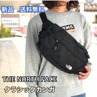 THE NORTH FACE - THE NORTH FACE  クラシックカンガ 黒 ノースフェイス