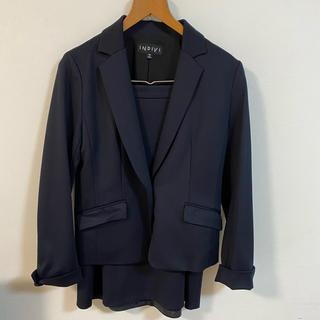 インディヴィ(INDIVI)のINDIVI インディヴィ スーツ 40(スーツ)