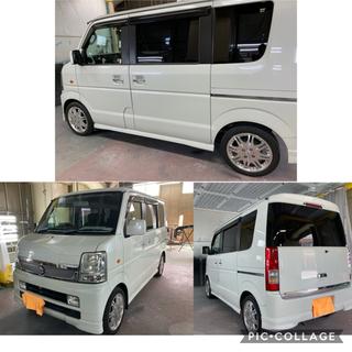 スズキ - エブリイワゴン DA64W 整備済み車検2年付き