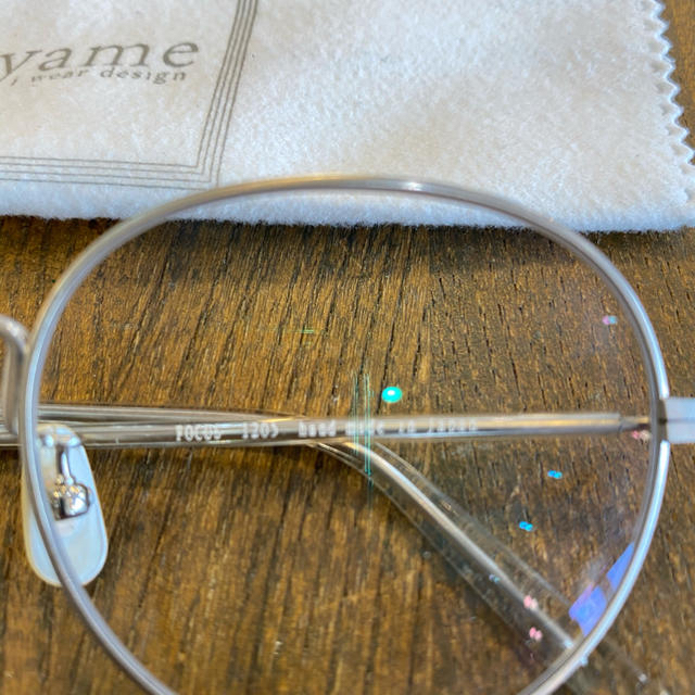 Ayame(アヤメ)のayame focus 1205 メンズのファッション小物(サングラス/メガネ)の商品写真