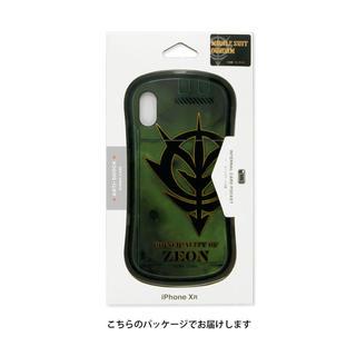 バンダイ(BANDAI)の【新品未使用】ガンダム 機動戦士ガンダム iPhone XR ケース(iPhoneケース)