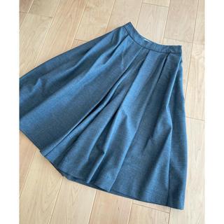 ルシェルブルー(LE CIEL BLEU)の美品 ルシェルブルー ガウチョ パンツ スカーチョ (カジュアルパンツ)