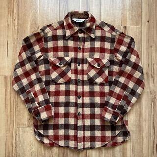 WOOLRICH - ウールリッチ ウールシャツ