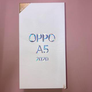ラクテン(Rakuten)の★セール中★  OPPO A-5 2020 定価 22,000円(スマートフォン本体)