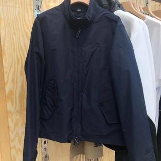 バーバリー(BURBERRY)のBurberryバーバリ BTロゴ刺繍 ジャケット(ナイロンジャケット)