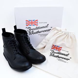ビューティアンドユースユナイテッドアローズ(BEAUTY&YOUTH UNITED ARROWS)の新品 箱付 Traditional Weatherwear ブーツ 26.5cm(ブーツ)