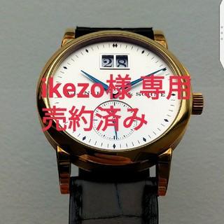 ランゲアンドゾーネ(A. Lange & Söhne(A. Lange & Sohne))の サクソニア 正規品(腕時計(アナログ))