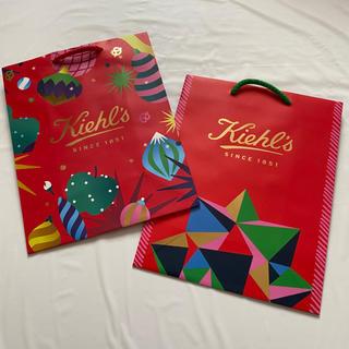 Kiehl's - Kiehl's ショッパー 2点セット