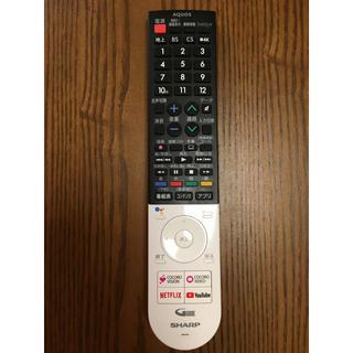 AQUOS - AQUOS シャープ テレビリモコン gb281sa