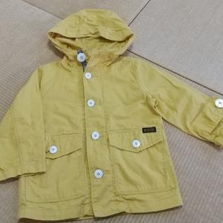 90サイズ フード付きジャケット 上着(ジャケット/上着)