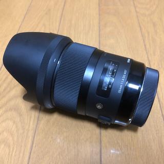 SIGMA - SIGMA 35mm F1.4 DG EFマウント USBDOCK付き