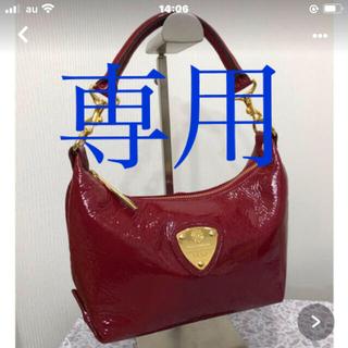 アタオ(ATAO)のATAO ミニミント☆チェリーレッド☆超美品☆値引きしました♪(ショルダーバッグ)