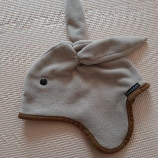 モンベル(mont bell)の【美品】モンベル ベビー帽子(帽子)