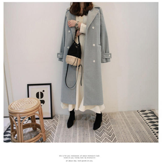 ディーホリック(dholic)の最終値下げ♡ ロングコート ミアマスビン 韓国ファッション(ロングコート)
