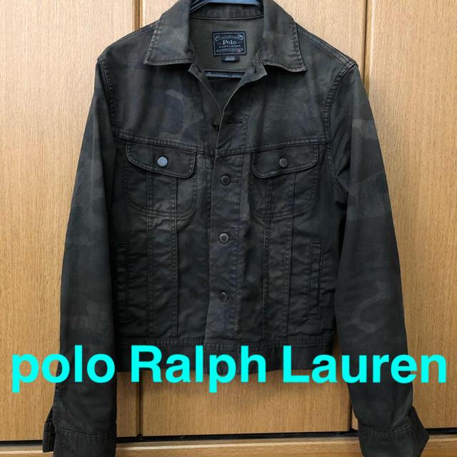 POLO RALPH LAUREN(ポロラルフローレン)のPolo RALPH LAUREN デニムジャケット メンズのジャケット/アウター(Gジャン/デニムジャケット)の商品写真