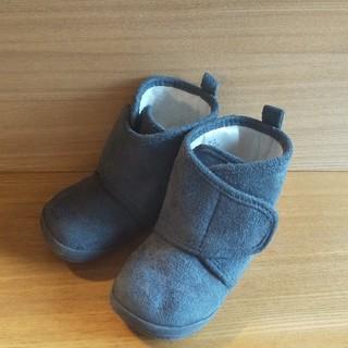 エイチアンドエム(H&M)のH&M グレー ブーツ 14.5cm(ブーツ)